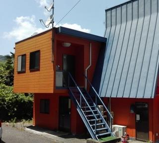 岡山ゲストハウスモコ施設全景