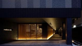 相鉄フレッサイン 京都駅八条口(2017年4月15日オープン)施設全景