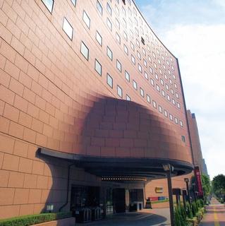 ホテル東京ガーデンパレス施設全景