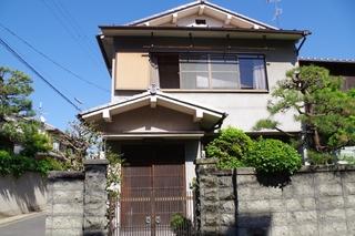 京都ゲストハウスmeguri施設全景