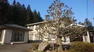 神ヶ根温泉施設全景
