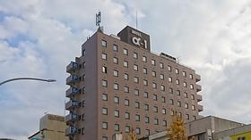 ホテルアルファーワン米子施設全景