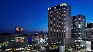 横浜ベイシェラトンホテル&タワーズ施設全景