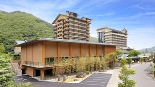 磐梯熱海温泉 ホテル華の湯施設全景