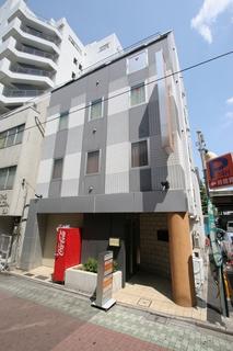 上野タウンホテル施設全景