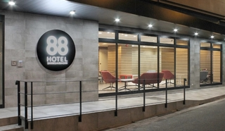 HOTEL88SHINSAIBASHI施設全景