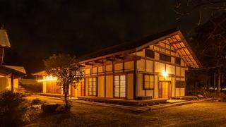 日本家屋 響きの宿施設全景