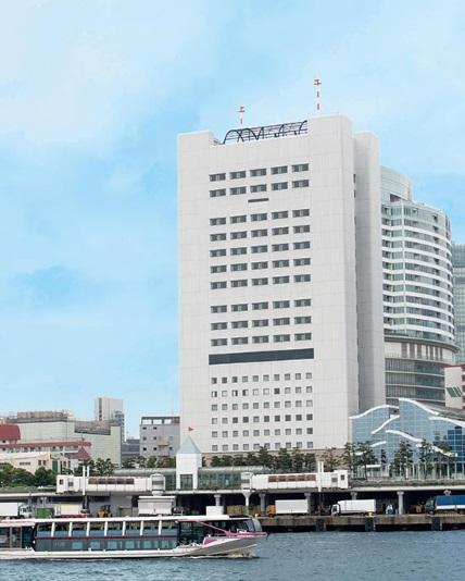 ベイサイドホテルアジュール竹芝・浜松町