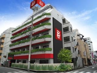 レッドルーフ イン蒲田/羽田 東京施設全景