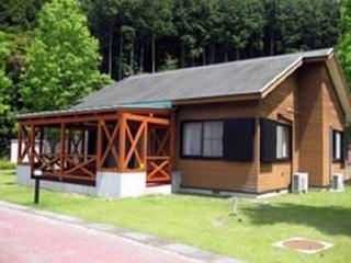孫太郎オートキャンプ施設全景