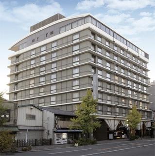 ホテルサンルート京都施設全景