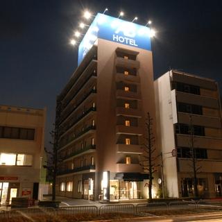 ABホテル岐阜施設全景