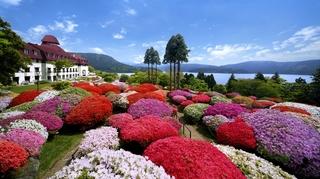 小田急 山のホテル施設全景