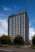 ホテルルートイン東広島西条駅前施設全景