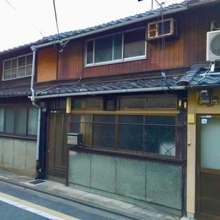 Kyoto Traditional Machiya House施設全景