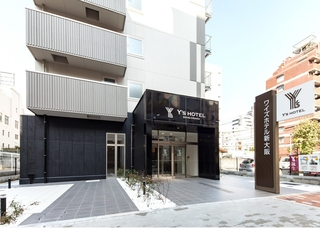 Y's HOTEL 新大阪施設全景