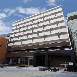 HOTEL VERTEX OSAKA(ホテル ヴェルテックス大阪)施設全景
