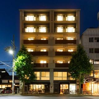 JAPANING HOTEL OXA施設全景