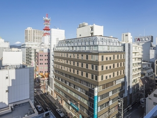 ガーデンホテル静岡施設全景