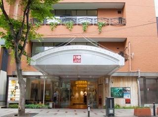 ニュージャパンレディスカプセルホテル(2017年4月オープン)施設全景