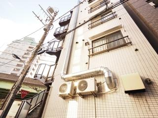 リビングキューブ田端駅前施設全景