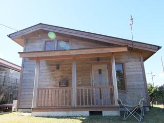 やんばる木の家施設全景