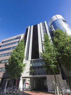 ホテルウィングインターナショナル博多新幹線口施設全景