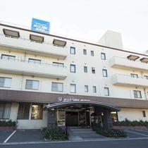 ビジネスホテル オリエンタル鹿児島施設全景