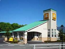 ファミリーロッジ旅籠屋・那須店施設全景