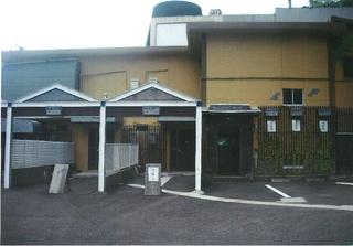 ホテル嵐山洛西店施設全景