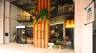 アーケードリゾートオキナワ ホテル&カフェ施設全景