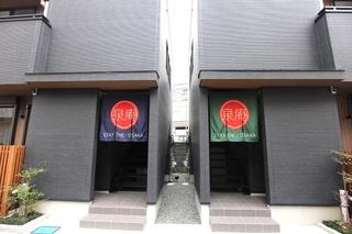 ステイザ大阪施設全景
