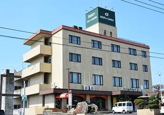 大口グリーンホテル施設全景