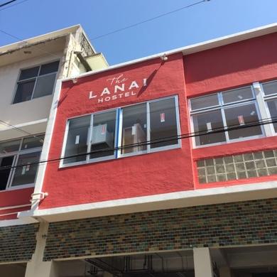 The LANAI HOSTEL ラナイ ホステル施設全景