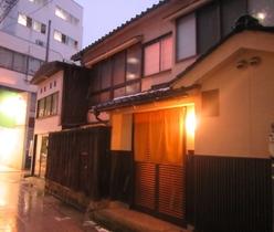 Kanazawa Machiya inn HANA施設全景