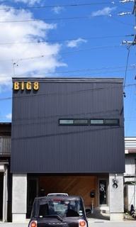 BIG8II施設全景