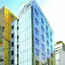 政府登録ホテル白川郷施設全景