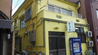 京都ゲストワン施設全景