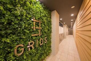 GRIDS札幌施設全景