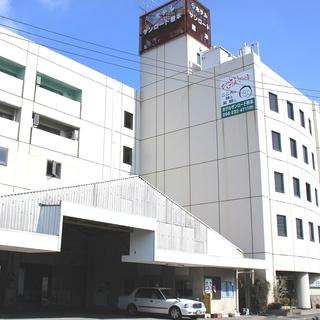 ホテル サンロード熊本施設全景