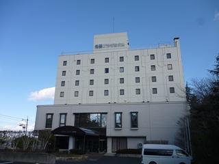 名張プラザホテル(KOSCOINNグループ)施設全景