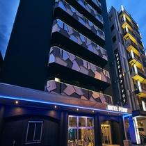 HOTEL Pivot(ホテル ピボット)施設全景