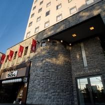 札幌クラークホテル施設全景
