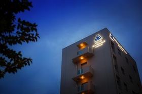 ホテル勝山施設全景