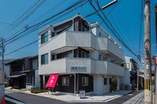 Guest Inn Kyoto 雅楽施設全景