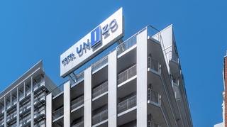 ホテルユニゾ大阪心斎橋施設全景