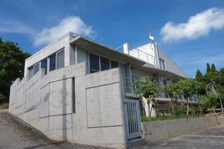 N.C.KOURI<古宇利島>施設全景