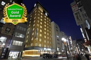 CANDEO HOTELS(カンデオホテルズ)東京新橋(2018年1月11日オープン)施設全景