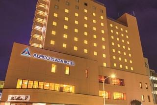 アルピコプラザホテル施設全景