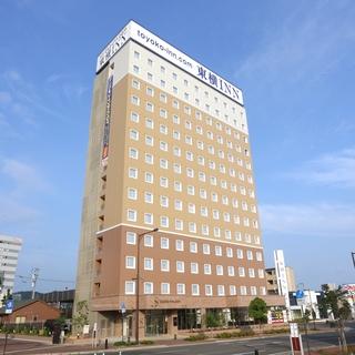 東横イン新居浜駅前施設全景